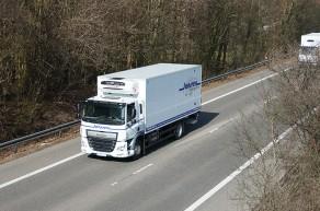 Logistikunternehmen Janssen
