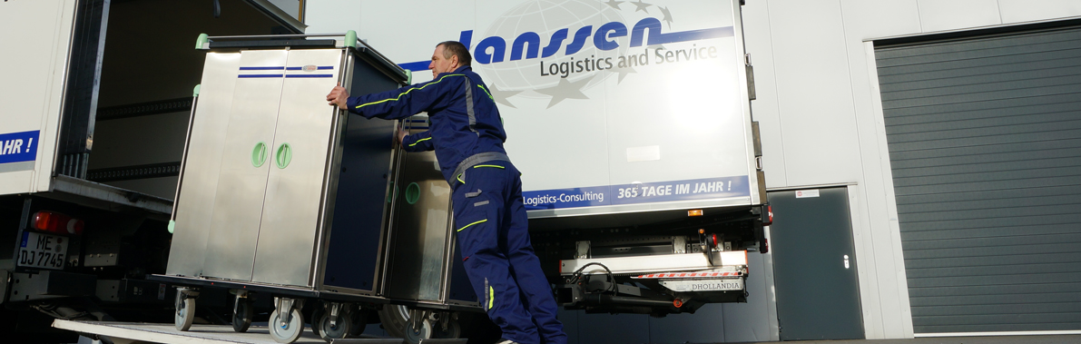 Logistik Hilden